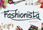 Fashionista [1 Font] | The Fonts Master