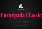 Encorpada Classic Condensed [10 Fonts] | The Fonts Master