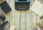 Morning Fever [1 Font] | The Fonts Master