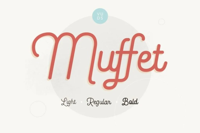 Muffet [3 Fonts] | The Fonts Master
