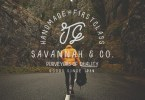 Savannah &Amp; Co [1 Font] | The Fonts Master