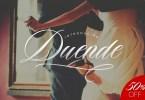 Duende [1 Font] | The Fonts Master