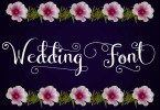 Wedding Font [1 Font] | The Fonts Master
