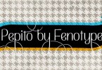 Pepito [1 Font] | The Fonts Master