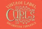 Curls [5 Fonts] | The Fonts Master