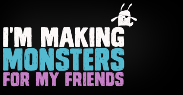 Monstro [3 Fonts]   The Fonts Master