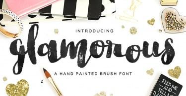 Glamorous [1 Font] | The Fonts Master