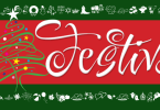 Festive [15 Fonts] | The Fonts Master