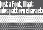 Maat [1 Font]   The Fonts Master