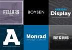 Font Bundle By Jc Design [34 Fonts] | The Fonts Master