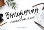 Bongiorno [1 Font] | The Fonts Master