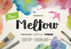 Meltow Super Family [25 Fonts] | The Fonts Master