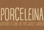 Porceleina [1 Font] | The Fonts Master