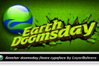 Earth Doomsday [3 Fonts] | The Fonts Master