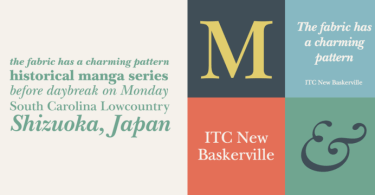 Itc New Baskerville Super Family [28 Fonts] | The Fonts Master