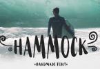 Hammock [3 Fonts] | The Fonts Master