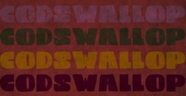 Codswallop [6 Fonts] | The Fonts Master