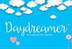 Daydreamer Script [1 Font] | The Fonts Master