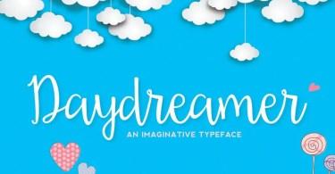 Daydreamer Script [1 Font]   The Fonts Master