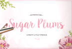 Sugar Plums [3 Fonts] | The Fonts Master