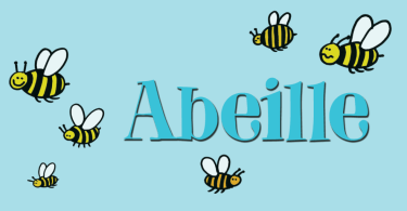 Abeille [2 Fonts] | The Fonts Master