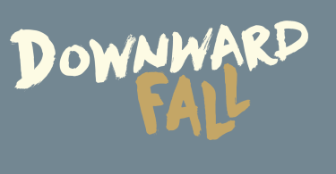 Downward Fall [1 Font] | The Fonts Master