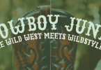 Cowboy Junk [1 Font] | The Fonts Master