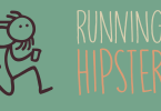 Running Hipster [2 Fonts] | The Fonts Master