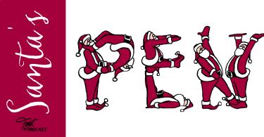Santa'S Pen [4 Fonts] | The Fonts Master