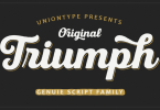 Ut Triumph [6 Fonts] | The Fonts Master