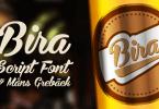 Bira [2 Fonts] | The Fonts Master