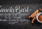 Canela Bark [2 Fonts] | The Fonts Master