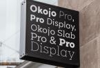 Okojo Pro Super Family [24 Fonts] | The Fonts Master