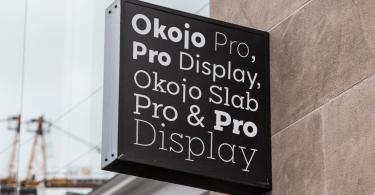 Okojo Pro Super Family [24 Fonts]   The Fonts Master