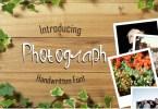 Photograph Script [1 Font] | The Fonts Master
