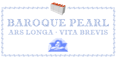 Baroque Pearl [1 Font] | The Fonts Master