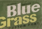 Bluegrass [4 Fonts] | The Fonts Master