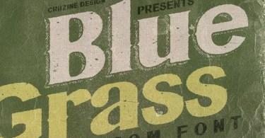 Bluegrass [4 Fonts]