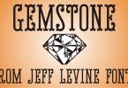 Gemstone Jnl [1 Font] | The Fonts Master