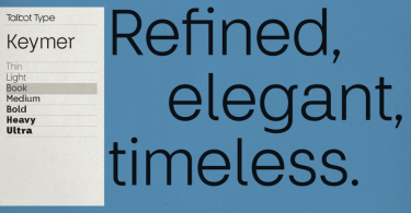 Keymer [14 Fonts] | The Fonts Master