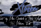 Xtreem [3 Fonts] | The Fonts Master