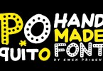 Poquito [4 Fonts] | The Fonts Master