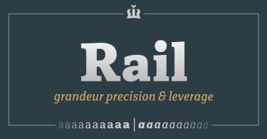 Rail Super Family [20 Fonts] | The Fonts Master