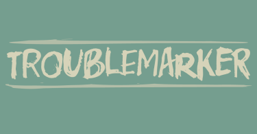 Troublemarker [1 Font] | The Fonts Master