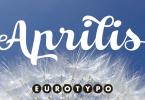 Aprilis [1 Font] | The Fonts Master