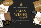 Xmas Wishes [1 Font] | The Fonts Master
