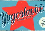 Yugoslavia [1 Font] | The Fonts Master
