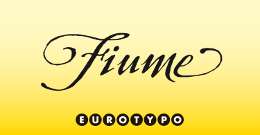 Fiume [1 Font] | The Fonts Master