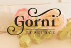 Gorni [2 Fonts] | The Fonts Master