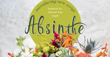 Absinthe [1 Font]